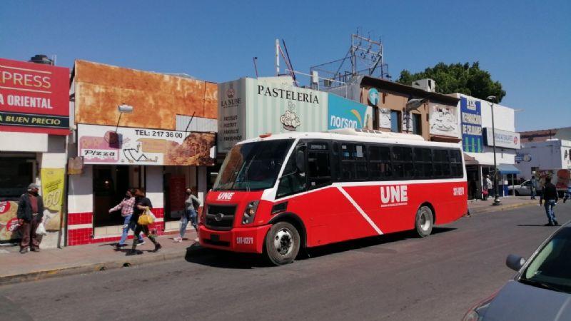 Sonora: Usuarios del transporte público sufren por la escasez de unidades en Hermosillo