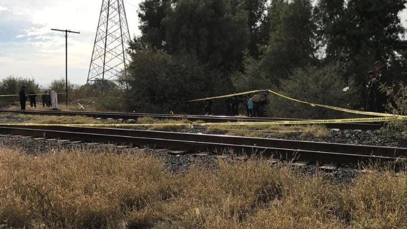 Hombre muere arrollado por tren en Veracruz; vecinos encuentran sus restos en las vías