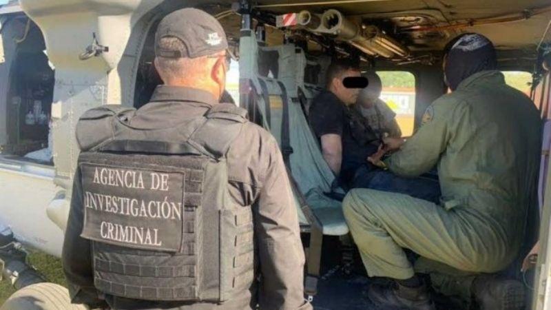 Detienen a 'El Durango', líder de sicarios del Cártel del Pacífico