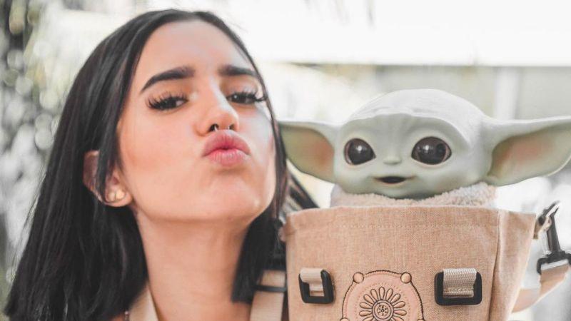 Domelipa conquista redes con atrevido video; bailó al ritmo de famosa canción de DJ
