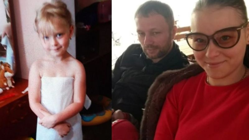 Tenía 5 años: A Daria la golpeó, violó y ahogó su padrastro; vistió su cadáver y lo enterró