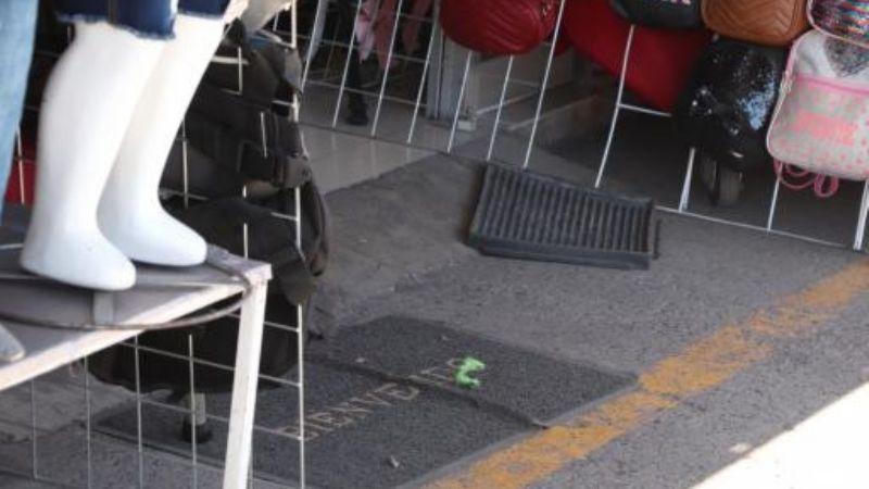 Ciudad Obregón: Comercios bajan la guardia, se olvidan del gel y el tapete sanitizante