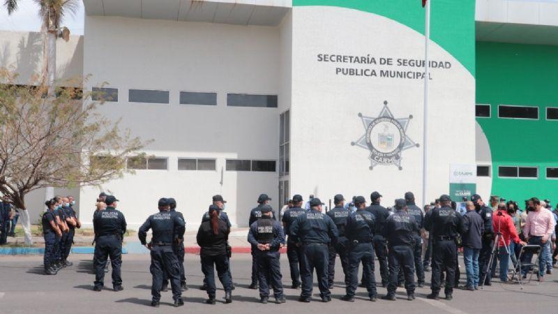 Policías de Cajeme buscarían que la federación tome el mando de la seguridad municipal