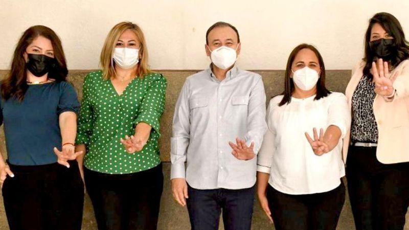 VIDEO: Alfonso Durazo defiende a candidata de Morena en Guaymas, pero no sabe su nombre