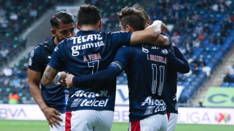 Se vale soñar; Chivas vence a Monterrey y se mete en la pelea por un boleto la Liguilla