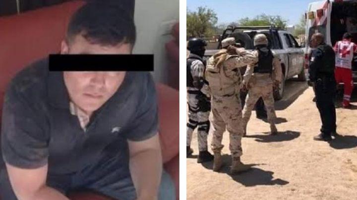 Tras abatir a 7 sicarios y dos militares muertos, caen 12 criminales en Sonora junto a 'El Durango'