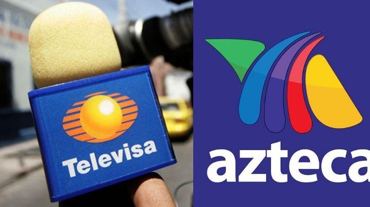 """""""Te usaré una vez al mes"""": Exconductor de Televisa revela en TV Azteca que sufrió acoso sexual"""