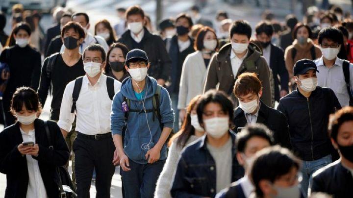 Macabro: Tokio y otras prefecturas entrarán en estado de emergencia; el Covid-19 no cede
