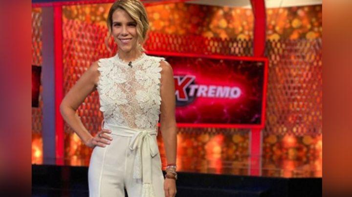 Tras renunciar a TV Azteca y muerte de su esposo, conductora anuncia nuevo proyecto ¿en Televisa?