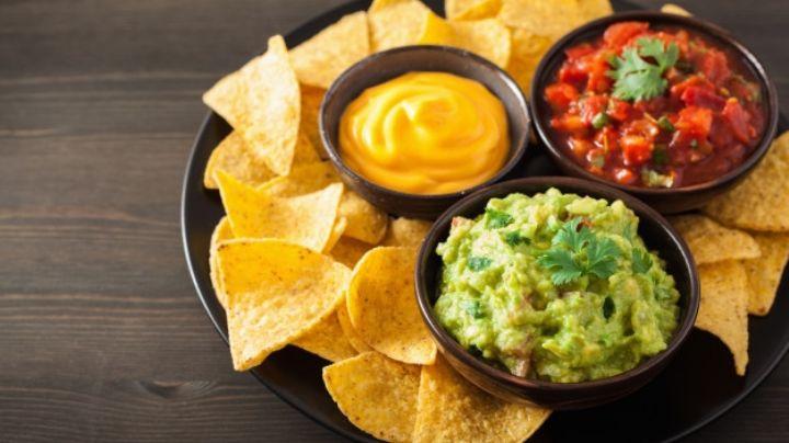 Prepara estos ricos nachos veganos y sorprende a tu paladar con su sabor