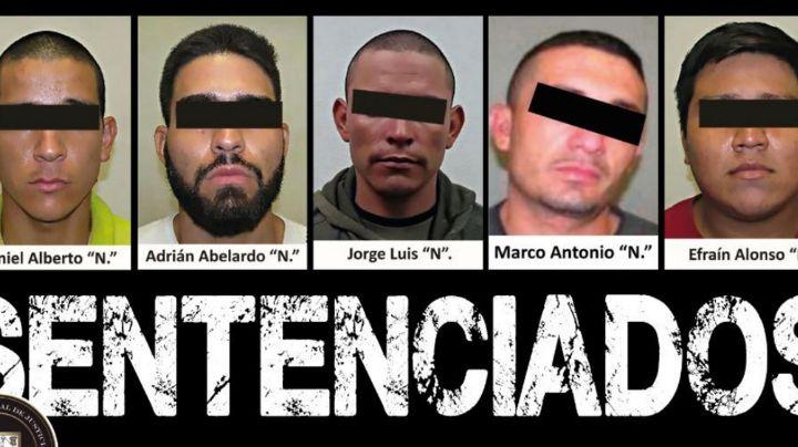 Dan sentencia a cinco asaltantes en Hermosillo; uno de ellos pasará más de 13 años en prisión