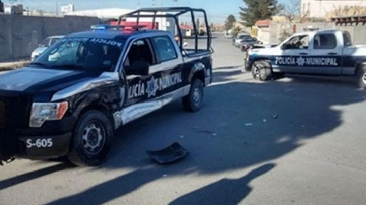 A plena luz del día: Hombres armados persiguen y acribillan a sujeto en Chihuahua