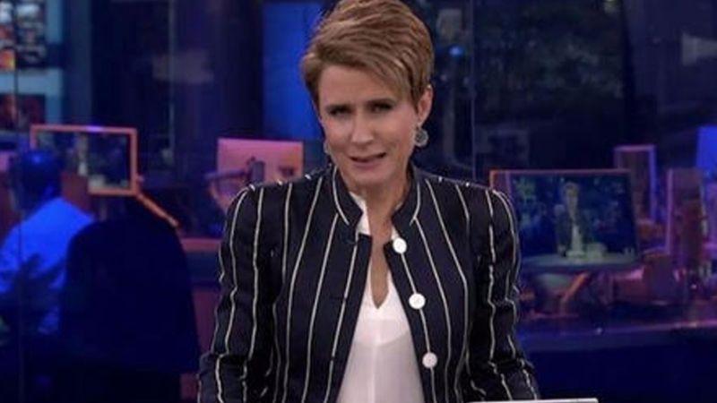 Denise Maerker se vuelve la burla en redes tras vivir penoso momento en vivo en Televisa