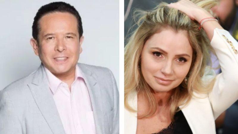 Gustavo Adolfo Infante se reúne con Angélica Rivera en Miami y da fuerte noticia a Televisa
