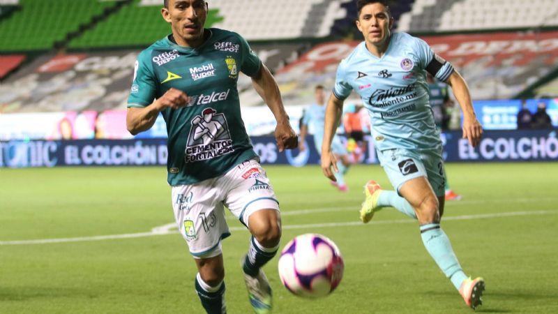 Sin aflojar, Mazatlán busca un boleto del repechaje y León quiere liguilla
