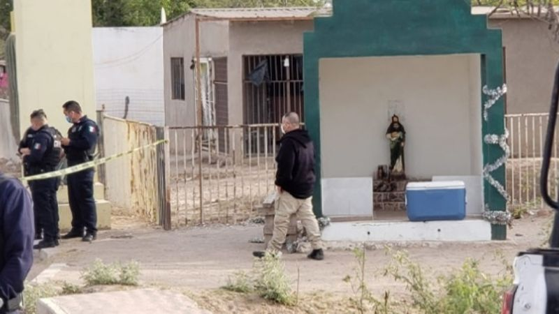 Terror en Empalme por el macabro hallazgo de un cuerpo descuartizado dentro de una hielera