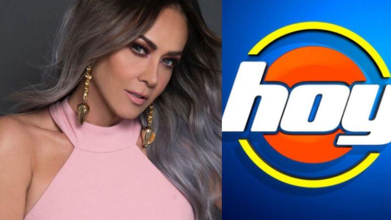 ¿Llega a 'Hoy'? Tras dejar TV Azteca, Anette Michel confirmaría su participación en Televisa