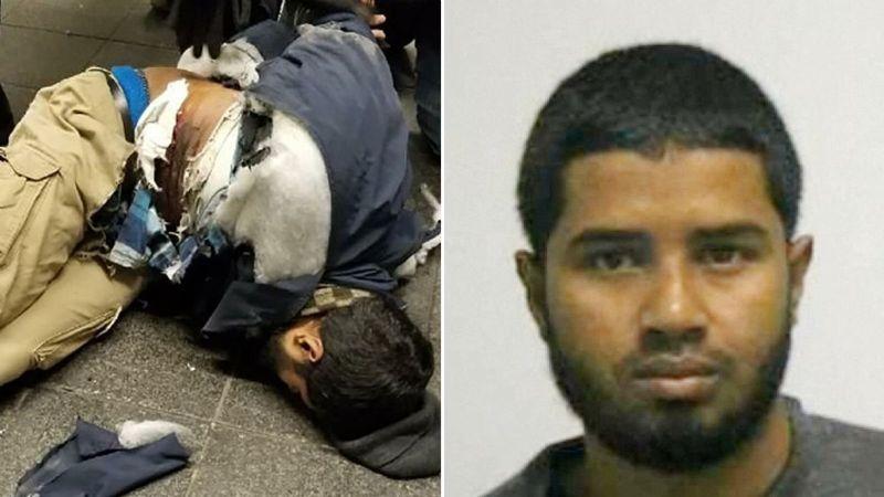 Seguidor del Estado Islámico es condenado a cadena perpetua por atentado en metro de NY