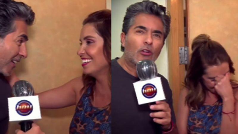 ¿Romance en Televisa? Conductor de 'Hoy' exhibe a Andrea Escalona y Pablo Montero de esta forma