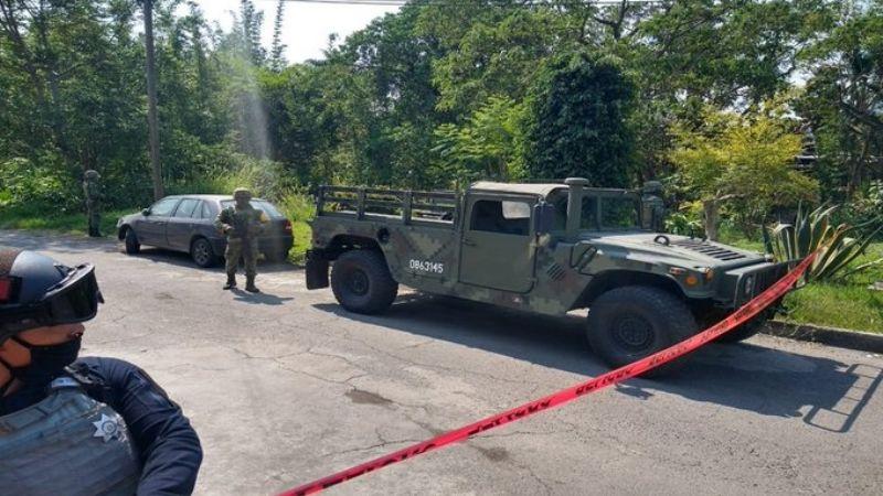 Violencia en Veracruz: Casa de alto mando policíaco es atacada a balazos