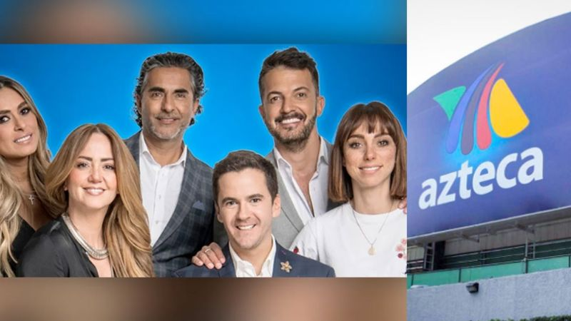 Tras casi morir y pleito en 'Hoy', exconductor de Televisa reaparece en TV Azteca y da esta noticia