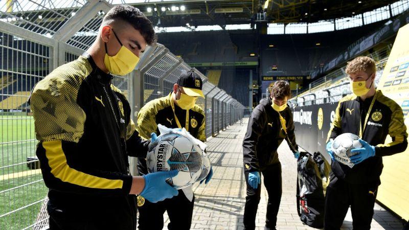 La Bundesliga ha decidido mandar a todos sus equipos a cuarentena