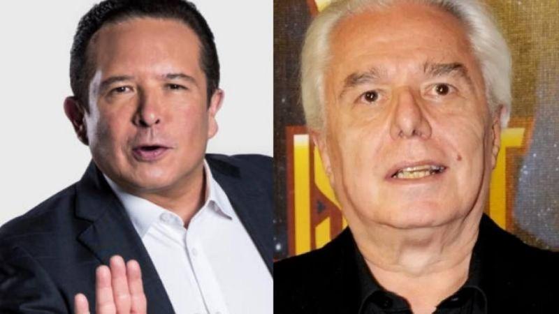 Enrique Guzmán arremete legalmente contra periodista que entrevistó a Frida Sofía