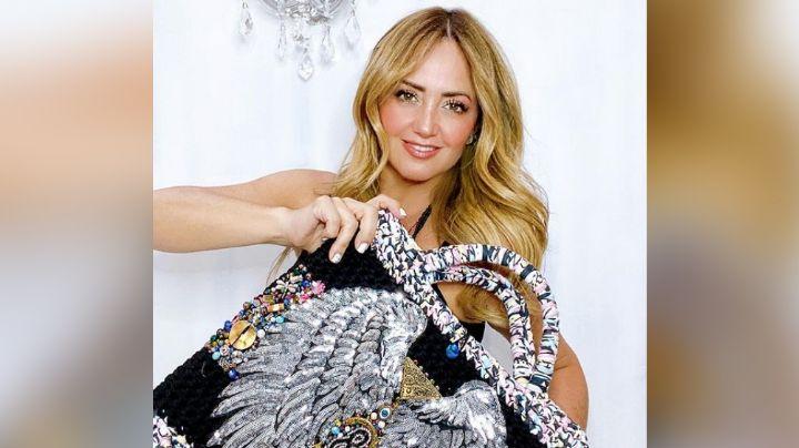 "Andrea Legarreta impresiona a Televisa al posar ""hermosa"" para Instagram"