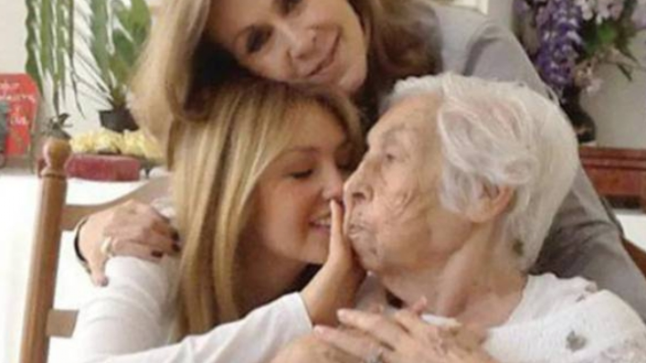 """Ingresan al hospital de emergencia a la 'abuelita' de Thalía: """"Ya no puede con los dolores"""""""