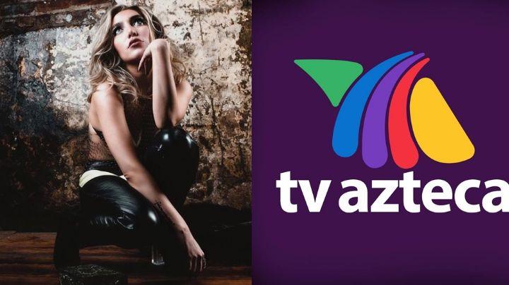 """Frida Sofía 'explota' contra TV Azteca y los 'destroza' en redes: """"TV Apesta y sus bots'"""
