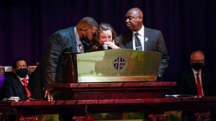 """""""Mi hijo debió haberme enterrado a mí"""": El desgarrador discurso de la madre de Daunte Wright"""