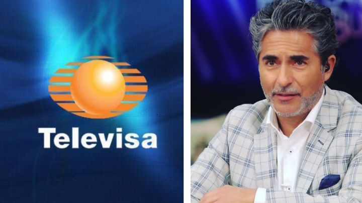 Tras romance en 'Hoy', destapan que 'El Negro' Araiza tendría amorío con actriz de Televisa