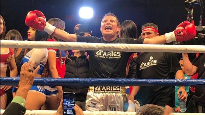 """VIDEO: """"De Chávez solo escuchaba que era un drogadicto"""": Erik 'Terrible' Morales"""