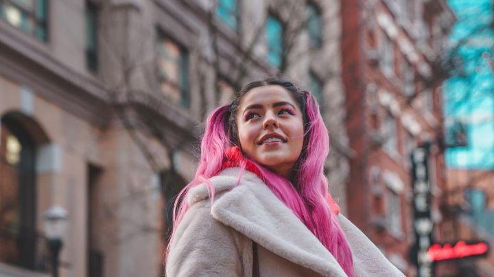 ¡Encantadora! Lesslie, de 'Los Polinesios' enternece redes con singular foto en Nueva York