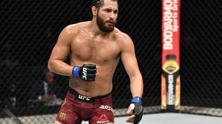 El momento ha llegado; Jorge Masvidal listo para su pelea de revancha ante Usman por el título de la UFC