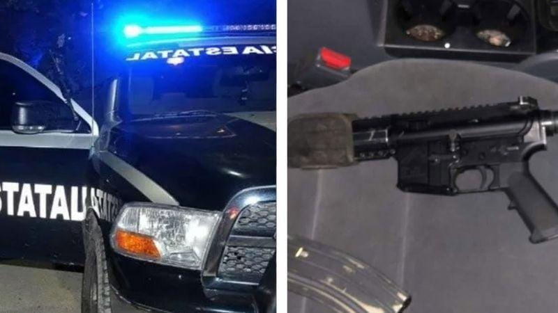 Tras masacre y balaceras en Ciudad Obregón, arrestan a sujetos armados en azotea; traían un AR-15