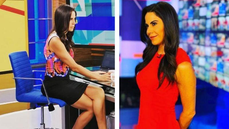 Paola Rojas deleita a todo Televisa al lucirse con 'outfit' primaveral y enloquece a Instagram