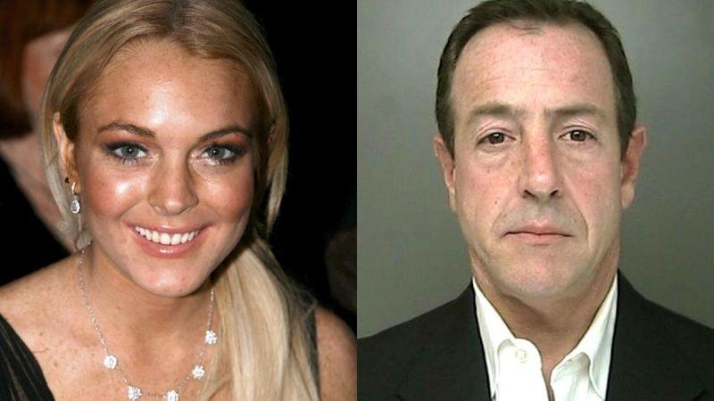 Padre de Lindsay Lohan es detenido; cobraba a pacientes por ingresar a rehabilitación
