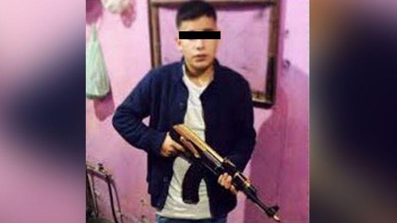 Con drogas y armas, cae el hijo de 'El Ojos'; ya había sido aprehendido por secuestro