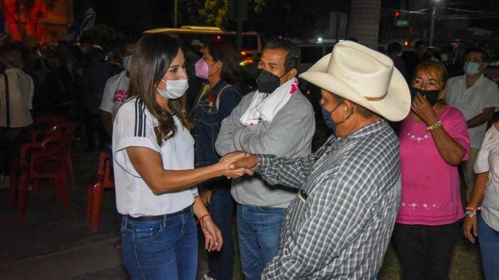 Cajeme: Con el compromiso de recuperar la tranquilidad, arranca la campaña de Anabel Acosta