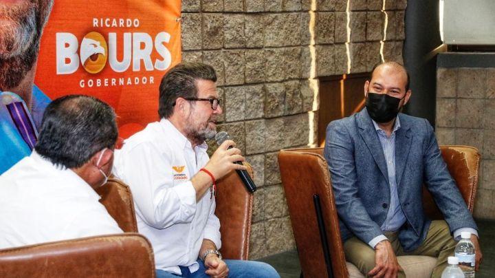 Ricardo Bours pone en evidencia atrasos en salud, economía y educación por el Covid-19 en Sonora