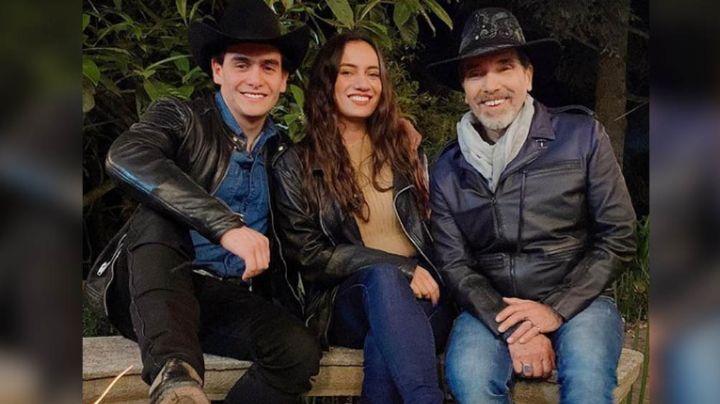 ¿Homenaje a Joan Sebastian? Julián y Marcelia Figueroa se reúnen con Diego Verdaguer