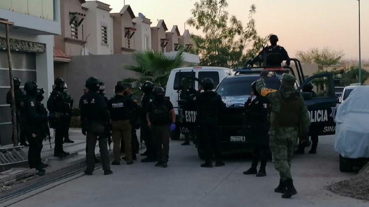 Enfrentamiento armado entre civiles y policía deja un muerto y dos heridos en Sinaloa