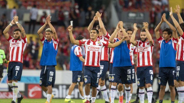 Las Chivas se llevan el 'Clásico Tapatío' por mínima diferencia ante Atlas