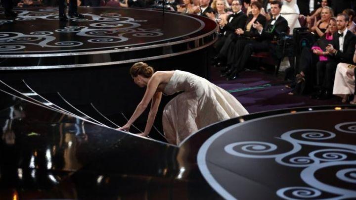 Premios de la Academia: Estas caídas y tropiezos en la gala ¡merecen un Oscar!