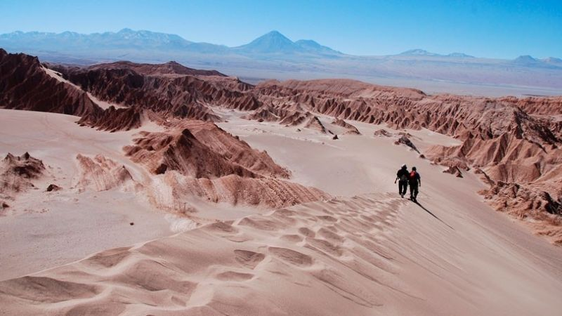 Deleita tus pupilas con estos 5 paisajes hermosos de algunas partes del mundo