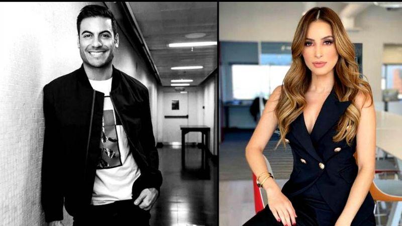 """Carlos Rivera revela este tremendo VIDEO y Cynthia Rodríguez se pone a babear: """"Muy rico"""""""