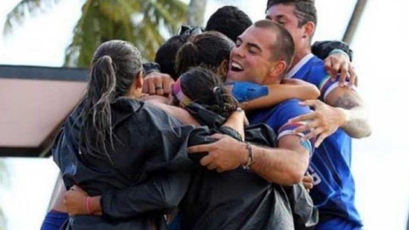 """Médicos comparten fotos de la cirugía de atleta de TV Azteca: """"Estuvo muy complicado"""""""