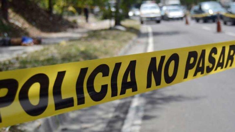 SLP: ¡Terrible accidente! Motociclista es embestido por camión y cae al precipicio