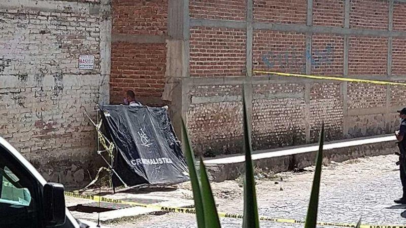 Hallan cadáver maniatado de una mujer en Jalisco; investigan presunto feminicidio
